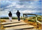 Promenade sur le chemin de ronde