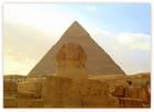 Pyramide et sphynx...