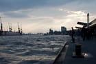 Quais flottant d'Hambourg