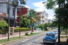quartier résidentiel de La Havane