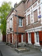Quartier St Leu à Amiens - 3