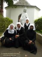 Quatre sourires de Visitandines à St Flour