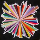 """Quotri 7"" une acrylique 80x80"