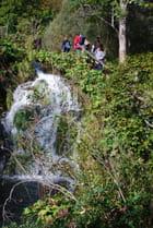 randonnée dans le parc de Plitvice Jezera