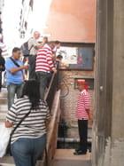 Rayures à Venise