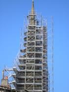 Réfection du clocher de notre église