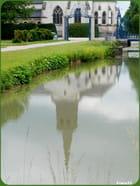 Reflet de l'église (FA)