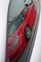 Reflet Porsche