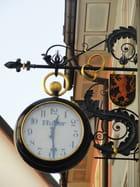 rendez-vous à midi et vingt huit -Laufenburg(Baden))
