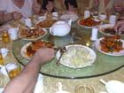 Repas au restaurant