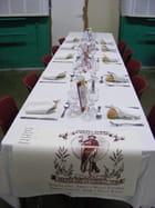 Repas des Charretiers a Aureille