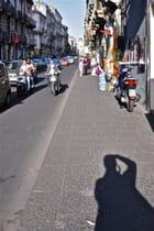 Reporter en Sicile