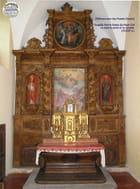 Retable et maître-autel