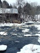 Rivière Blanche en janvier