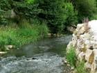 Rivière la Laize Brettevlle sur Laize