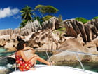 Rocher de Granit Seychelles