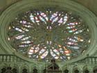 Rosace cathédrale d'amiens