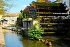 Roue des Lices de Villevieille, Isle/Sorgue