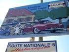 Route nationale 6 historique
