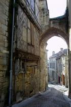 Rue de saint-Emilion