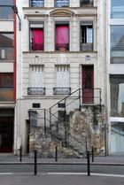 Rue du Dessous des Berges