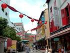 Rue du quartier chinois