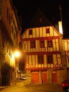 Rue moyenâgeuse