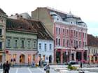 Rue principale de Brasov