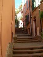 Ruelle à Collioure