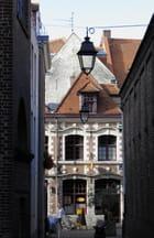 Ruelle dans le vieux Lille