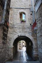 ruelle du Palais de l'Empereur Romain Dioclétien