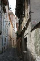 ruelle medievale