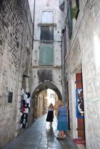 ruelles de Split