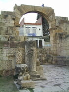 Ruine Romaine de la Basilique Tébessa