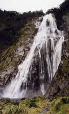 Ruissellement (cascade de 160m)