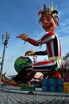 Sa Majesté le Roi du Carnaval 2013