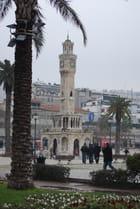 Saat Kulesi ou la tour de l'horloge