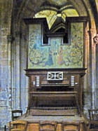 Sain Séverin, orgue de choeur