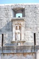 Saint Blaise, le Saint patron de la ville de Dubrovnik