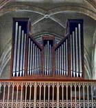 Saint Saturnin, orgue
