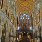 Saint Séverin, nef et grand-orgue