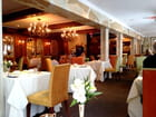 Salle à manger du Manoir Hovey