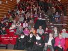 Salle comble à Saint Flour film Visitation