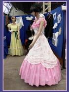Salon des métiers d'hier et des gestes oubliés - Jolies robes du soir