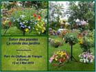 Salon des plantes à Evreux - La ronde des jardins - 2018