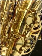Saxophone (détail)