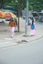 scène de la rue