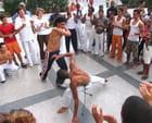 Scène de rue à La Havane
