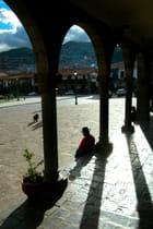 Scene de rue Cusco