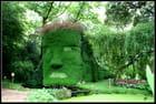 Sculpture végétale...